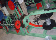 Double Strand Barbed Wire Machine For Government Buildings ISO Approved