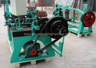 Agriculture Automatic Barbed Wire Manufacturing Machine With Electro Galvanized Wire
